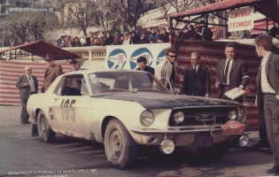 Rallyman Ford Mustang Coupe